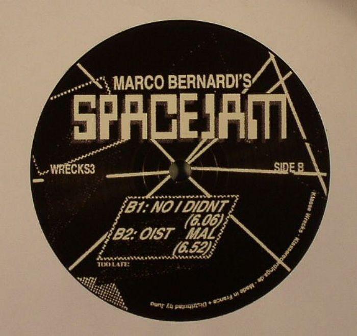 BERNARDI, Marco - Spacejam