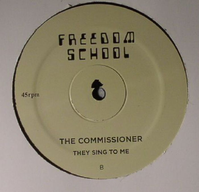 COMMISSIONER, The AKA ERIC LAU - Freedom School presents DJ Series Vol 2