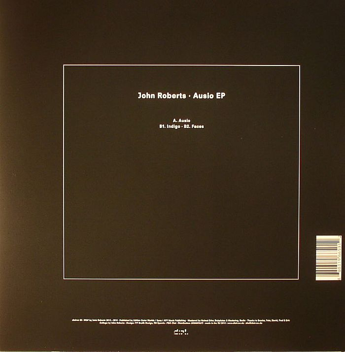 ROBERTS, John - Ausio EP