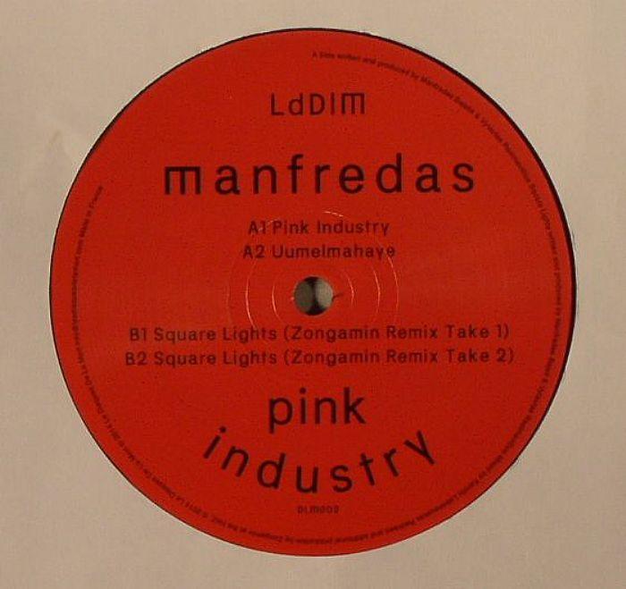 MANFREDAS - Pink Industry