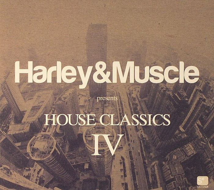 harley muscle various house classics iv vinyl at juno