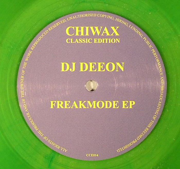 DJ DEEON - Freakmode EP