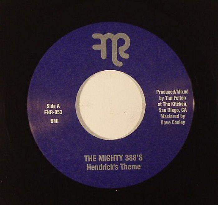 MIGHTY 388's, The - Hendrick's Theme