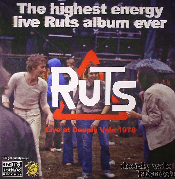 The Ruts The Highest Energy Ruts Live Record Store Day