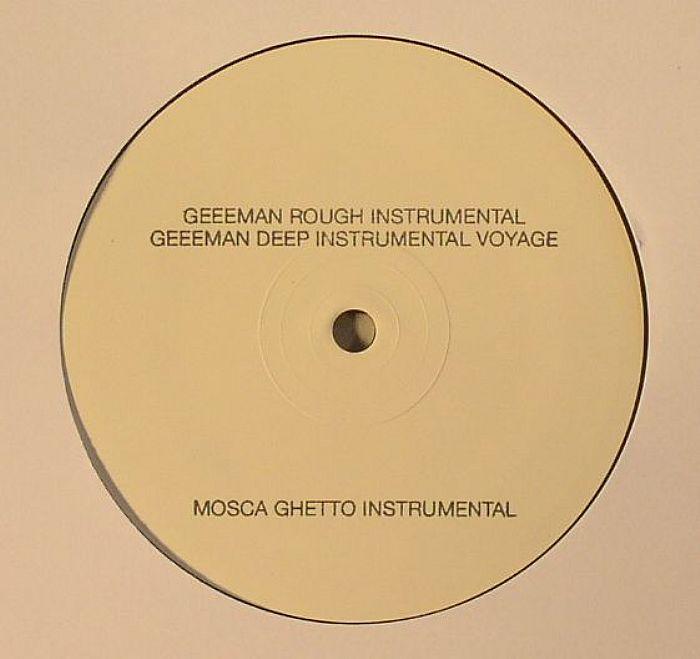 GEEEMAN/MOSCA - Leftroom White 001