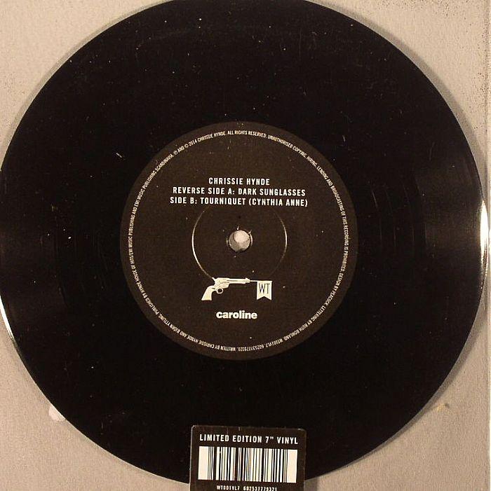HYNDE, Chrissie - Dark Sunglasses (Record Store Day 2014)