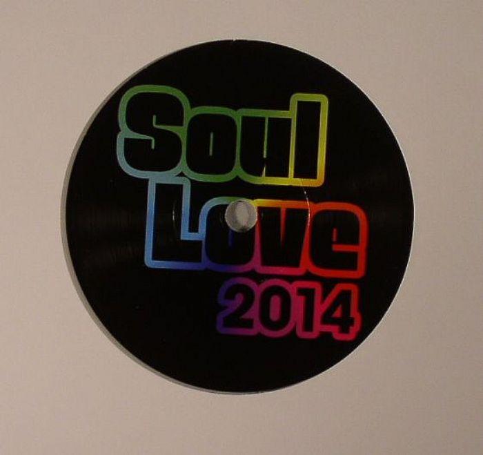 TURNER, Chris/JOONIE - Soul Love 2014 Sampler Vinyl 1 (Record Store Day 2014)