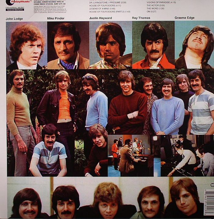 Moody Blues In Search Of The Lost Chord Vinyl At Juno Records