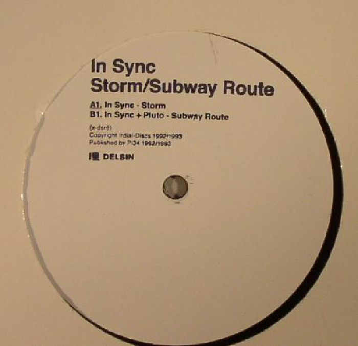 IN SYNC - Storm/Subway Route