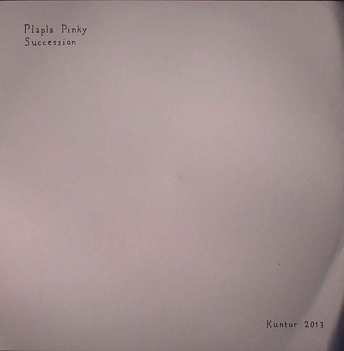 PLAPLA PINKY - Succession