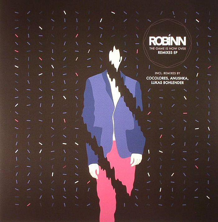 ROBINN - Compost Black Label #115