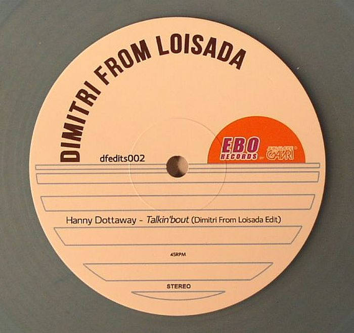 DIMITRI FROM LOISADA - Talkin Bout (Record Store Day 2014)