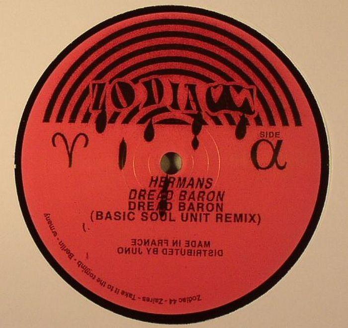 HERMANS - Zaires (incl. Basic Soul Unit remix)