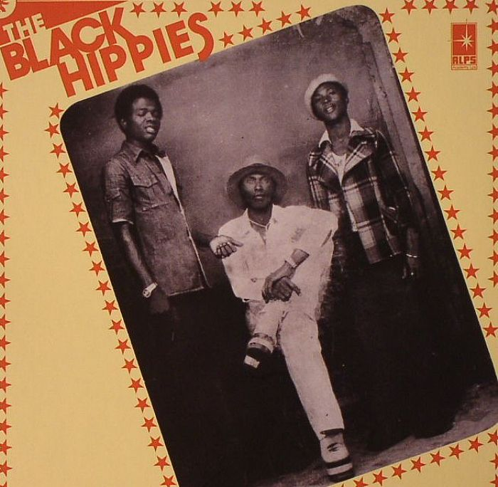 BLACK HIPPIES, The - The Black Hippies