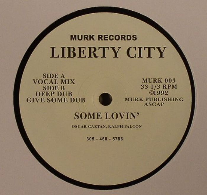 LIBERTY CITY - Some Lovin' (remastered)