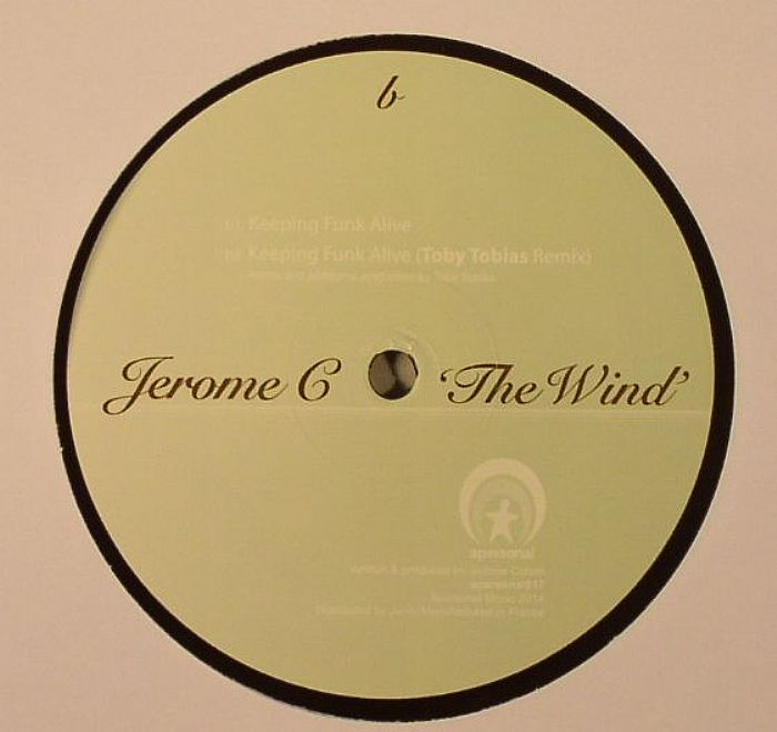 JEROME C - The Wind