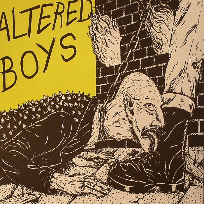 ALTERED BOYS - Left Behind