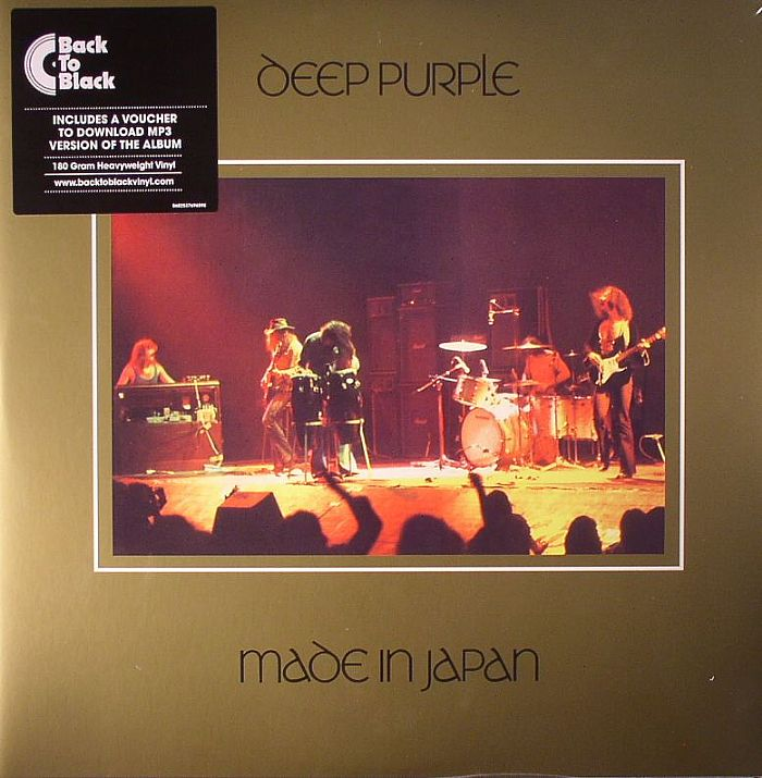 DEEP PURPLE - Made In Japan (remastered) (New Abbey Road mix)