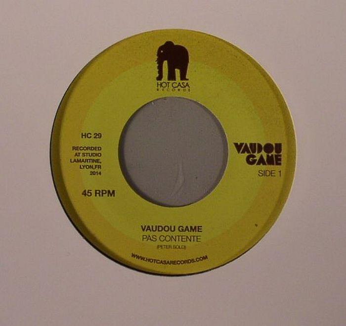 Vaudou Game Pas Contente Vinyl At Juno Records