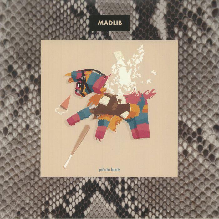 MADLIB Pinata Beats vinyl at Juno Records