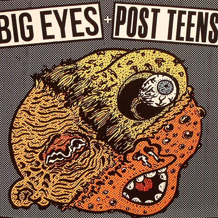 BIG EYES/POST TEENS - Asking You To Stay