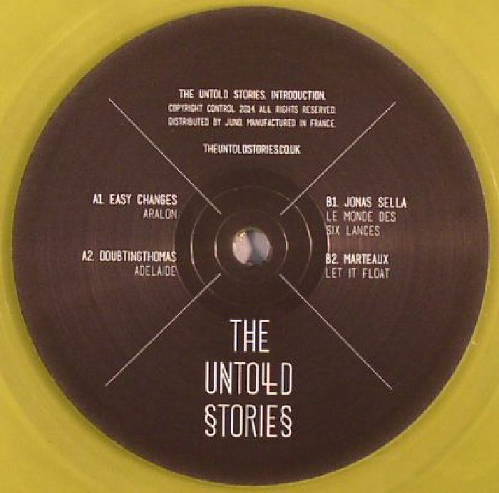 VARIOUS - The Untold Stories: Introduction