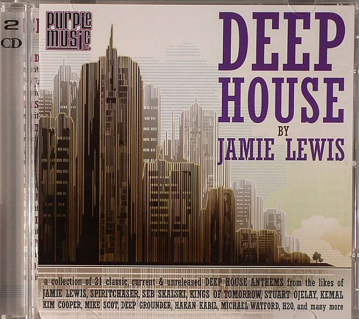 Jamie lewis various deep house vinyl at juno records for Juno deep house