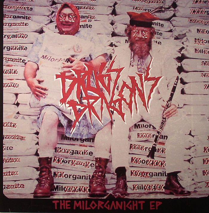 DRUGS DRAGONS - The Milorganight EP