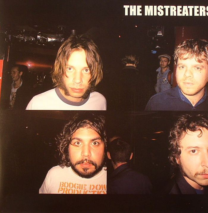 MISTREATERS, The - The Mistreaters