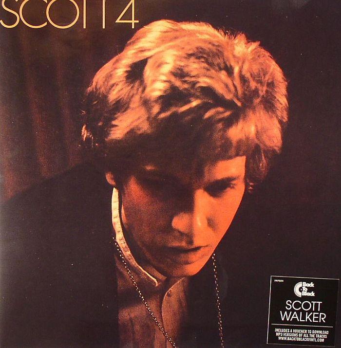 WALKER, Scott - Scott 4 (remastered)