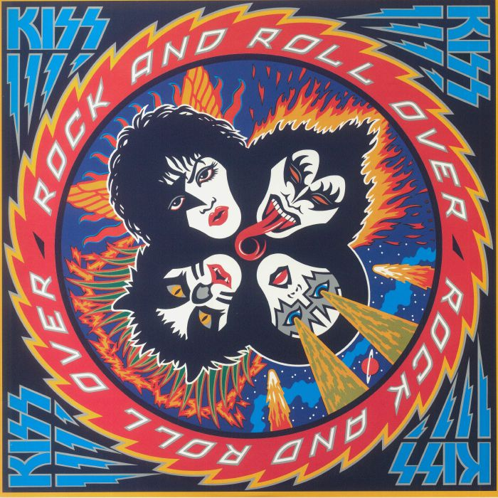 Kiss Rock Amp Roll Over Vinyl At Juno Records
