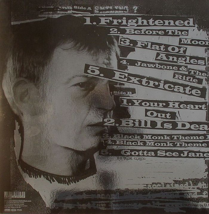 The Fall White Lightning Record Store Day 2014 Vinyl At