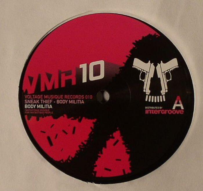 SNEAK THEIF/ANDREAS HENNEBURG/THE GLITZ/ - Voltage Musique Salespack 010/013/044
