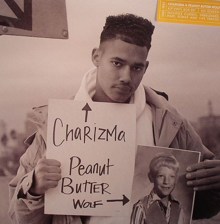 Charizma & Peanut Butter Wolf - My World Premiere