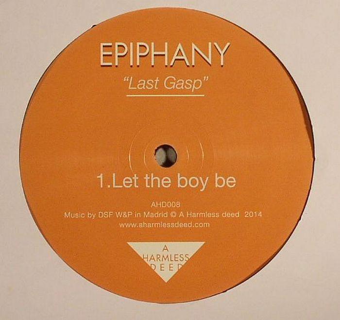 EPIPHANY - Last Gasp