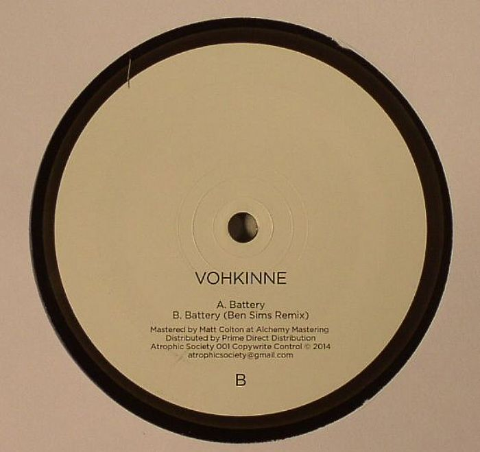 VOHKINNE - Battery