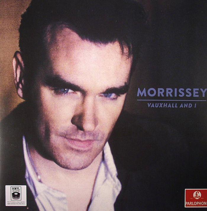 MORRISSEY - Vauxhall & I: 20th Anniversary Definitive Master