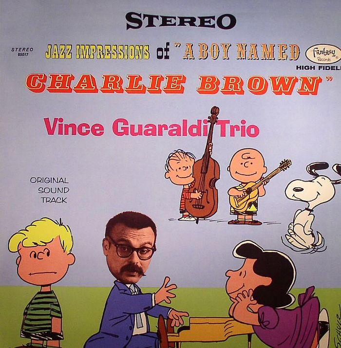 Vince Guaraldi Trio Jazz Impressions Of A Boy Named