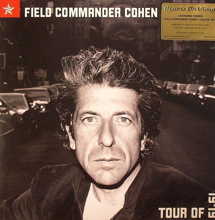 COHEN, Leonard - Field Commander Cohen Tour Of 1979