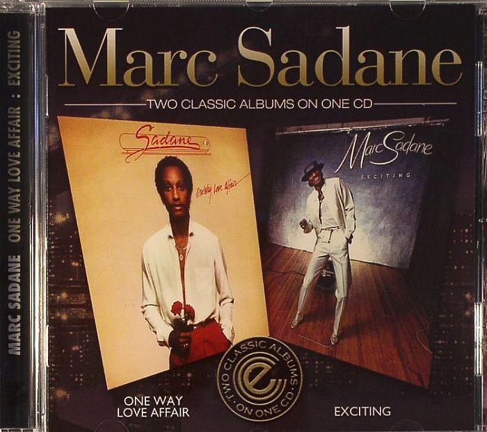 Marc Sadane Exciting