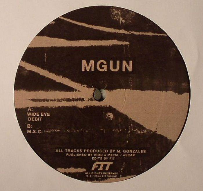 MGUN - MGUN EP