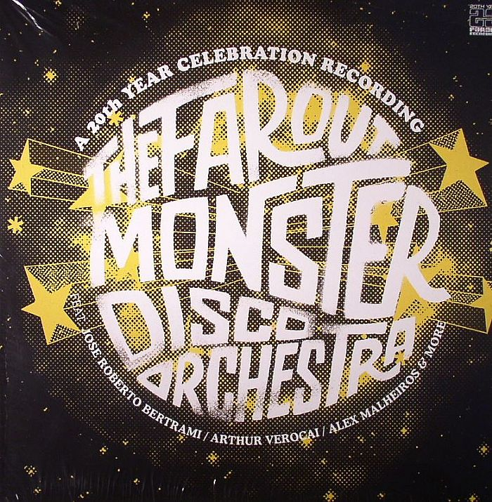 FAR OUT MONSTER DISCO ORCHESTRA, The - The Far Out Monster Disco Orchestra: A 20th Year Celebration Recording