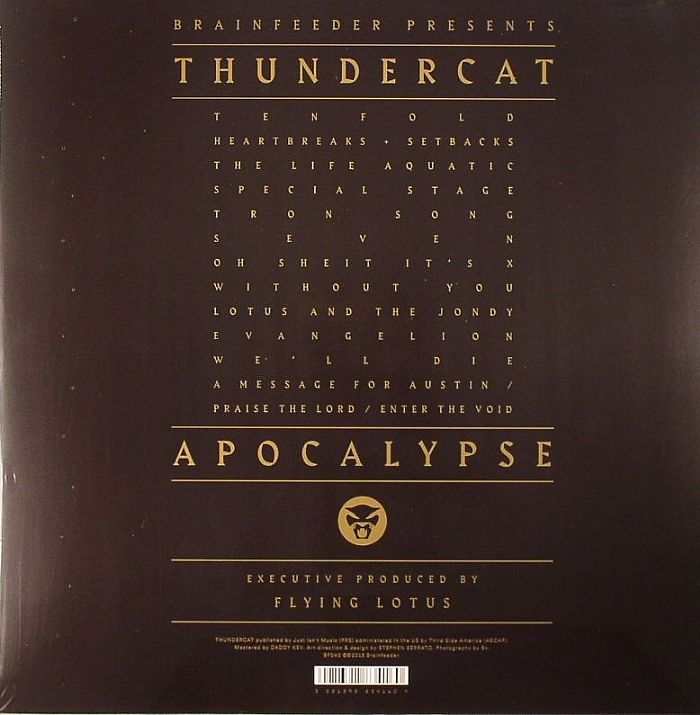 THUNDERCAT - Apocalypse
