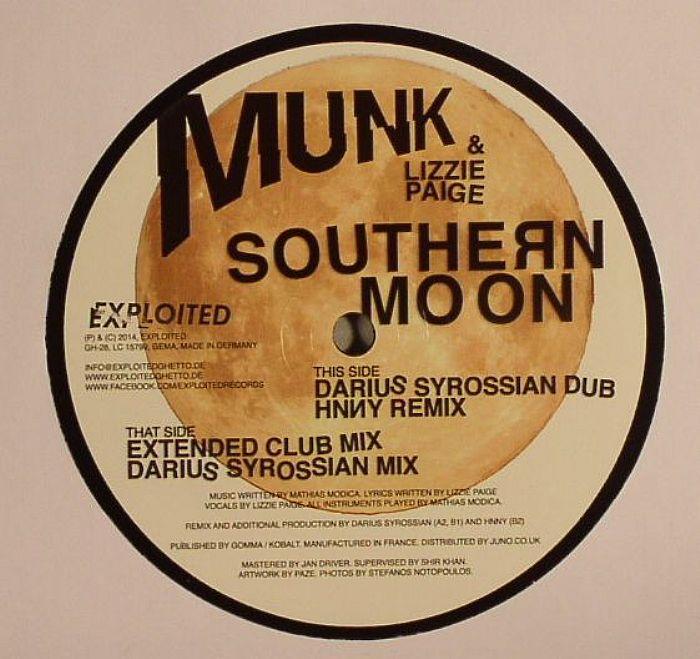 MUNK/LIZZIE PAIGE - Southern Moon