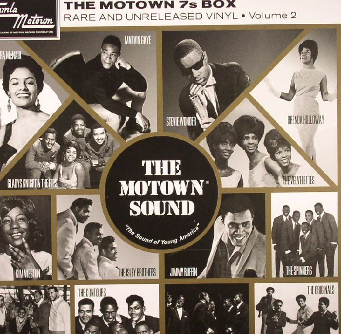 VARIOUS - The Motown 7s Box Vol 2