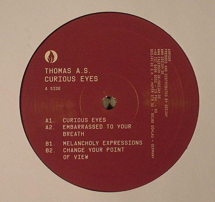 THOMAS AS - Curious Eyes