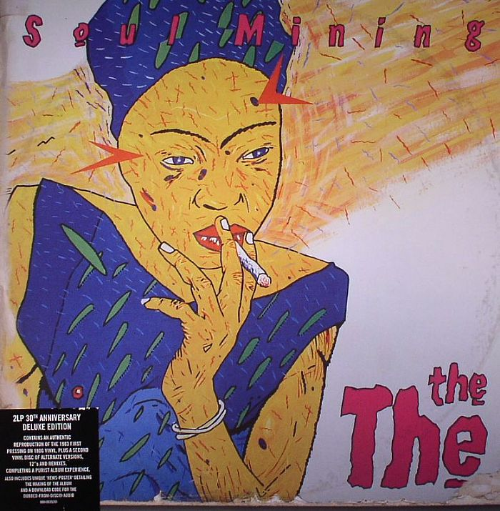 THE THE - Soul Mining: 30th Anniversary Edition (Deluxe)