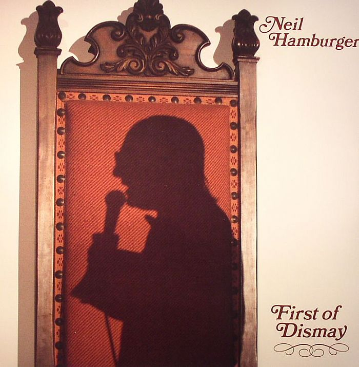 HAMBURGER, Neil - First Of Dismay