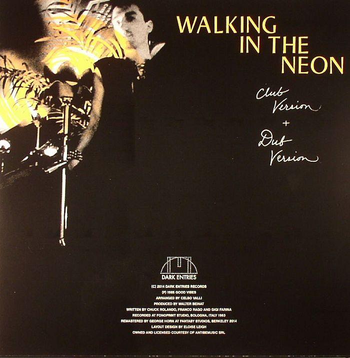 RICHARD, Peter - Walking In The Neon