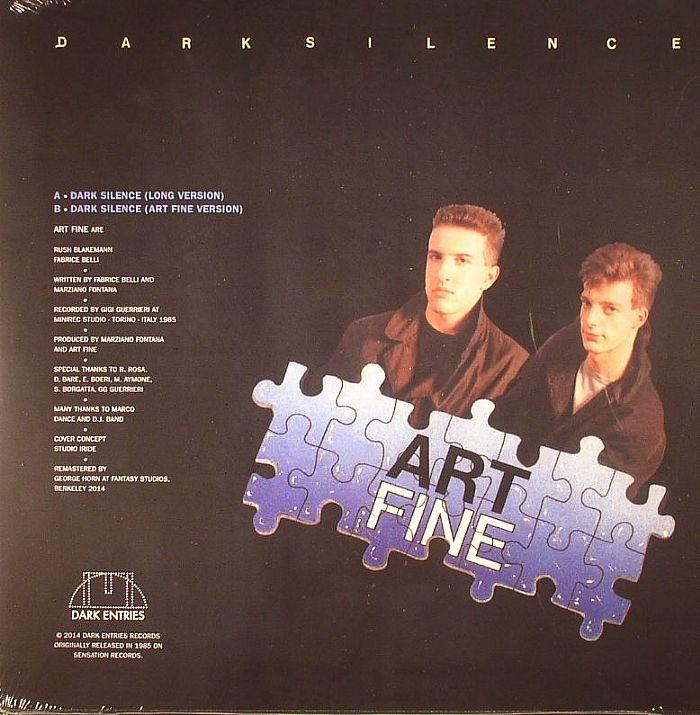 ART FINE - Dark Silence
